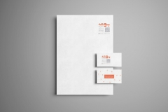 Stationery Mockup - Boote3