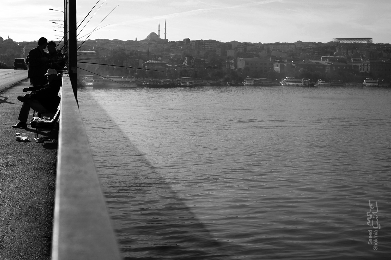 Sea, Photography, Istanbul, Photo, Sunset, Fishing