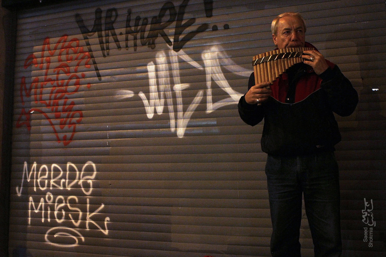 Street Art, Photography, Istanbul, Photo, Man, Musician, Music